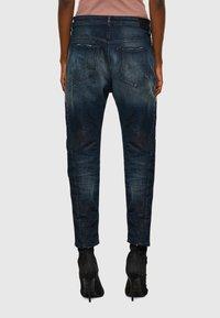Diesel - FAYZA - Slim fit jeans - dark blue - 2