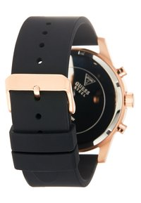 Guess - MENS DRESS - Chronograph watch - black/rose - 2