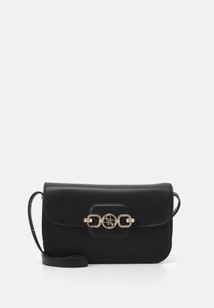 HENSELY SHOULDER BAG - Borsa a mano - black