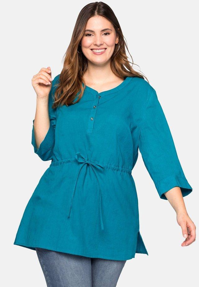 Tunique - turquoise