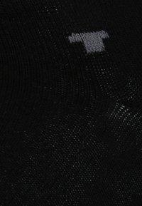 TOM TAILOR - SNEAKER BASIC 8 PACK - Socken - black - 2