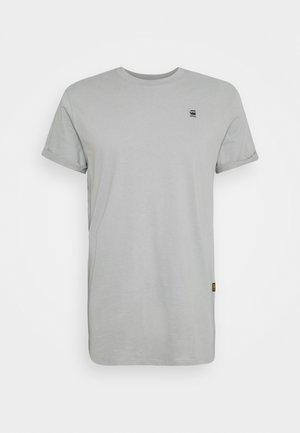 LASH R T S\S - Basic T-shirt - steel grey