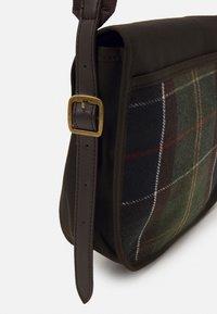 Barbour - WHITLEY CROSSBODY BAG - Across body bag - brown - 3