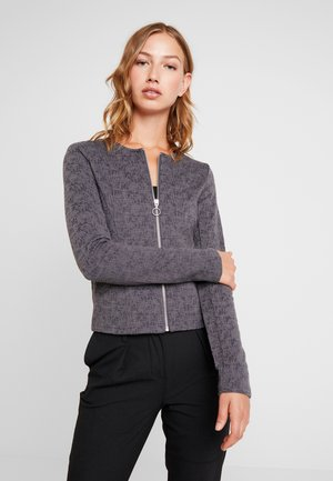 VMKAMMA CARDIGAN - Cardigan - medium grey melange