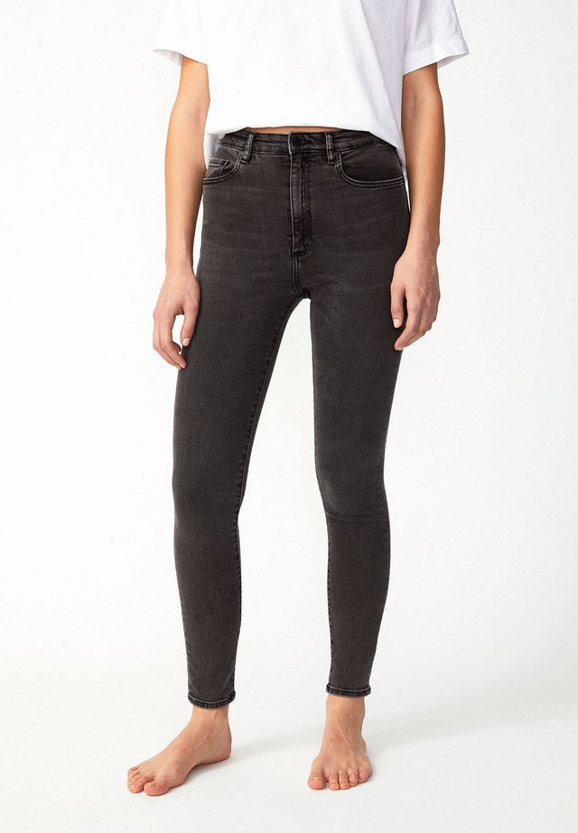 INGAA X STRETCH - Jeans Skinny Fit - coal mine