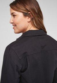 s.Oliver - Denim jacket - black - 4