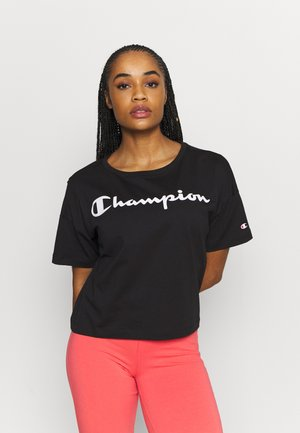 CREWNECK - Camiseta estampada - black