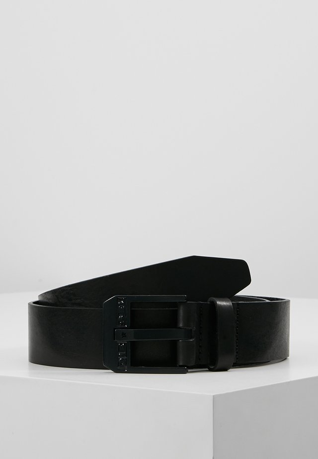 BLUESTAR BELT - Pasek - black