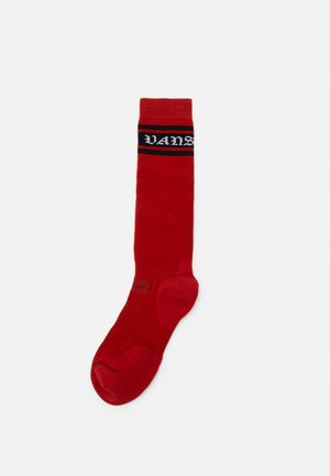 PERFORMANCE SNOW TARGETED CUSHION VANS LOGO UNISEX - Sportovní ponožky - tandoori orange