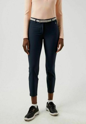 PIA - Trousers - jl navy