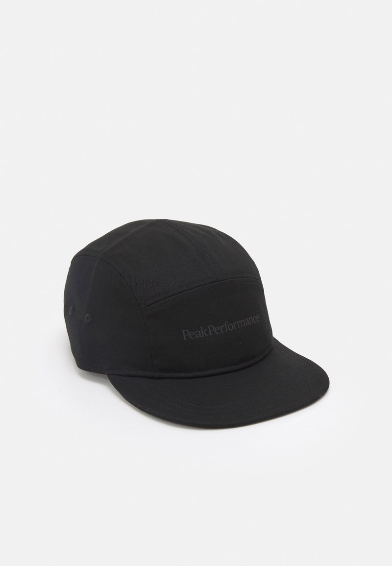 Peak Performance - PANEL UNISEX - Cap - black