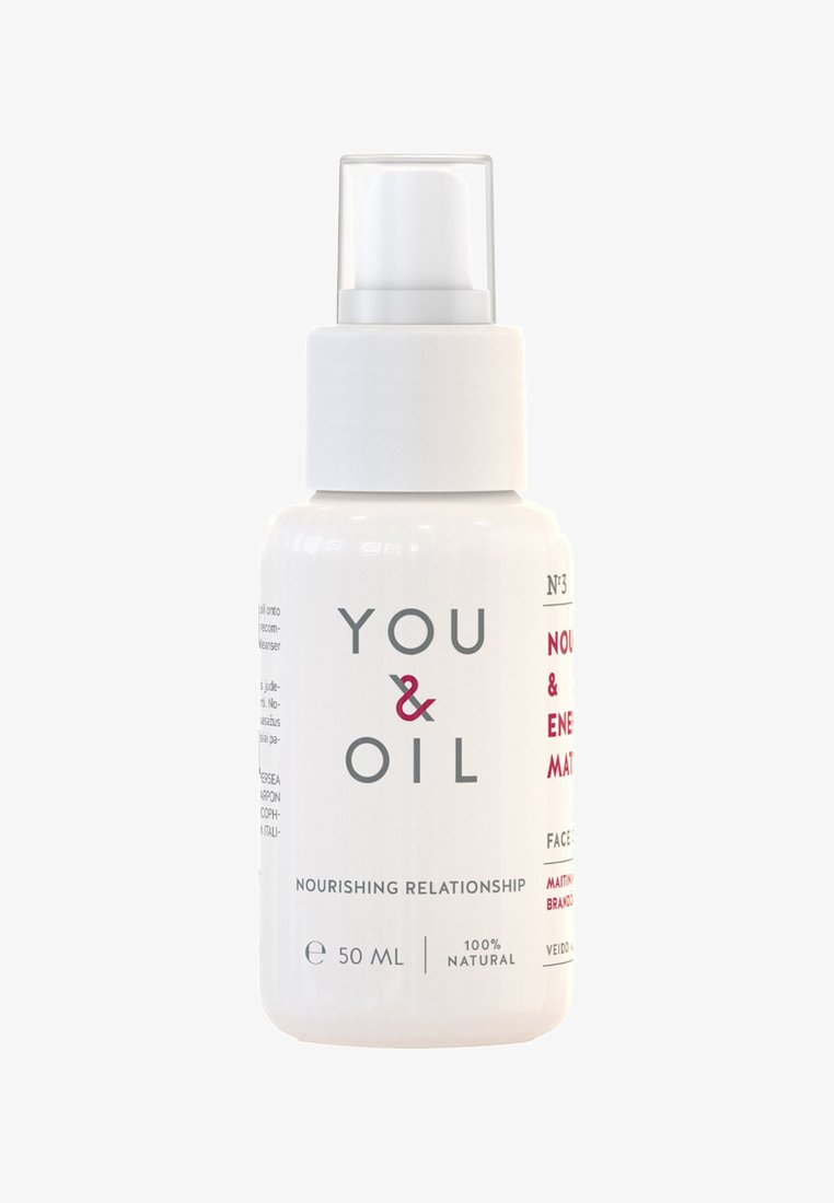 YOU & OIL - FACE OIL NOURISH & ENERGISE MATURE SKIN 50ML - Face oil - -