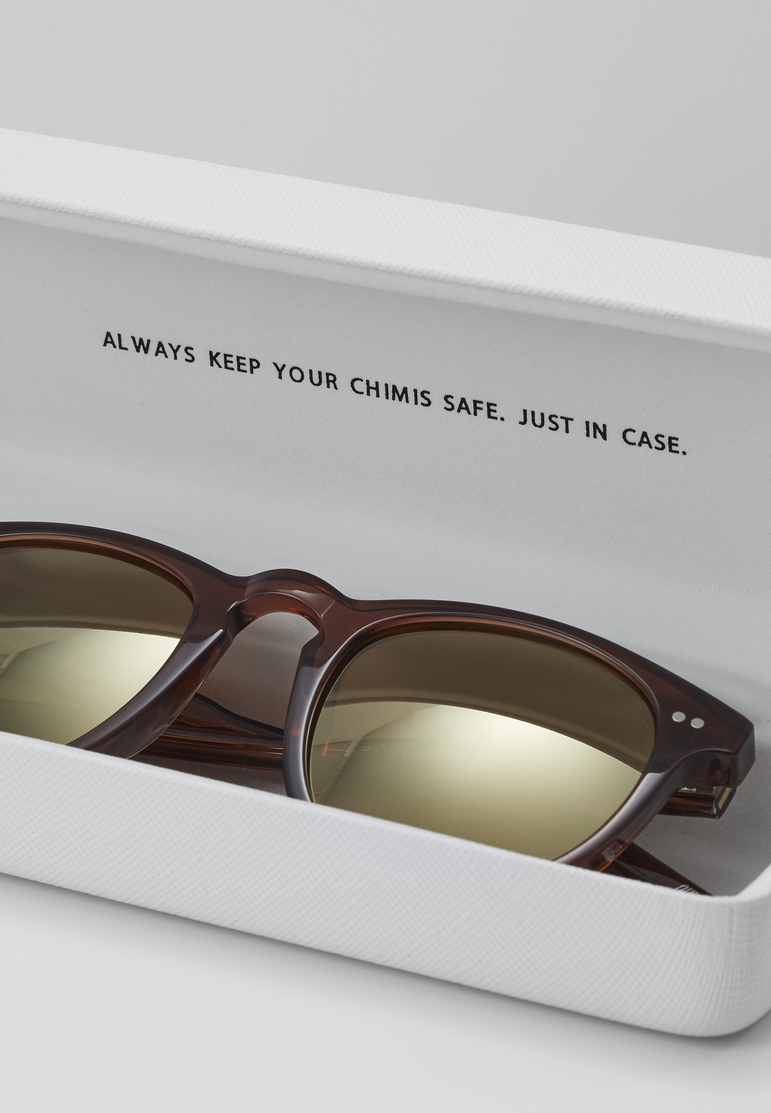 CHiMi Solbriller - coco mirror/brun tGPRBRemSGoJGq1