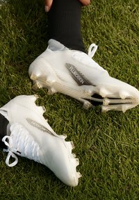 adidas Performance - X GHOSTED.1 FOOTBALL BOOTS FIRM GROUND - Fodboldstøvler m/ faste knobber - ftwwht/cblack/metgol - 2