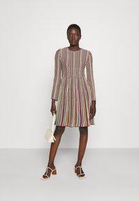 M Missoni - Jumper dress - multicolor - 1