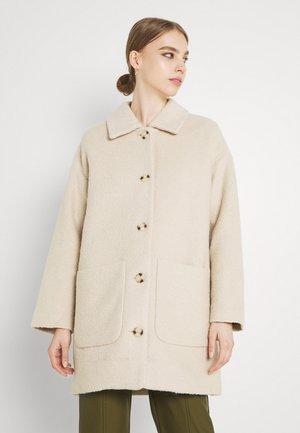NIMRA JACKET - Short coat - beige