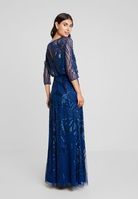 Adrianna Papell - BEADED MERMAID GOWN - Ballkjole - night flight - 3