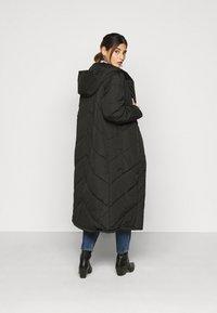 Selected Femme Petite - SLFJANNA PUFFER COAT PETITE - Vinterkåpe / -frakk - black - 2