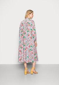 Résumé - GRADY DRESS - Shirt dress - dark coral - 2