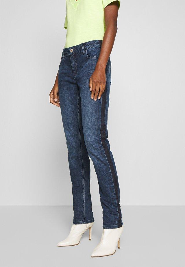 Slim fit -farkut - blue denim