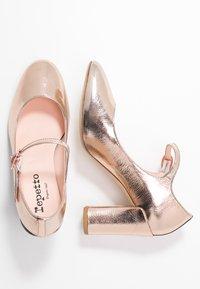 Repetto - ENDORA - Lodičky na vysokém podpatku - or rose - 3