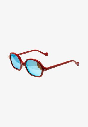 TONI - Occhiali da sole - red