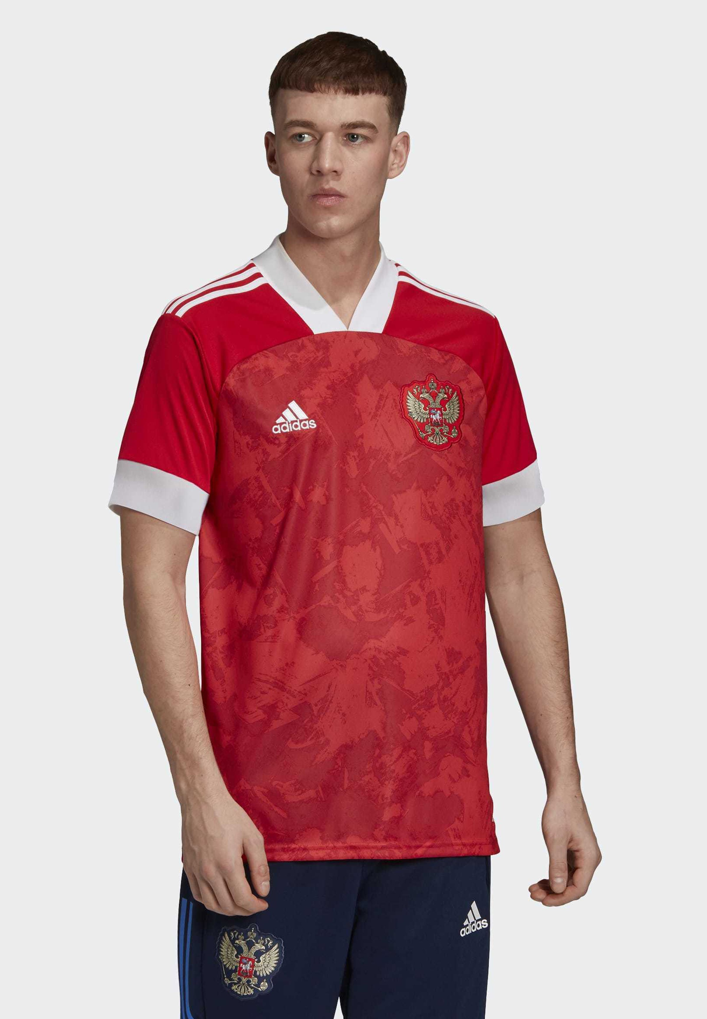 Homme RUSSIA RFU HOME JERSEY - Article de supporter