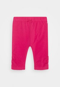 Staccato - BABY SET - Leggings - Trousers - dark blue/pink - 2