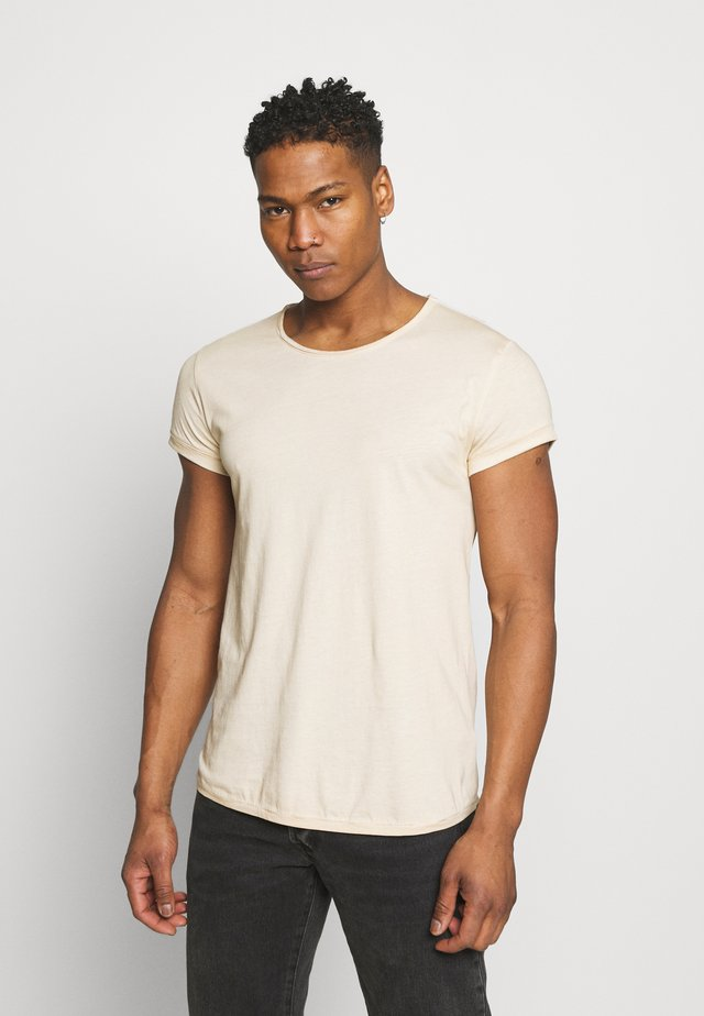 MILO - T-shirt print - vintage desert sand