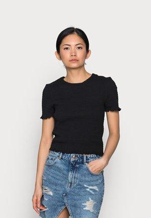 ONLDELI LIFE - Print T-shirt - black