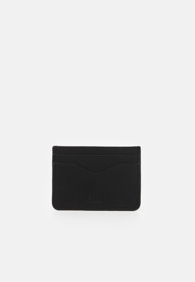 HEAT CREDIT CARD HOLDER - Geldbörse - black