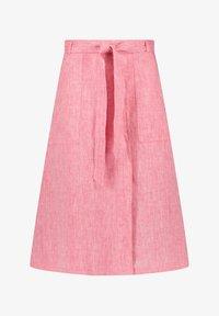 Gerry Weber - A-line skirt - rasberry melange - 3