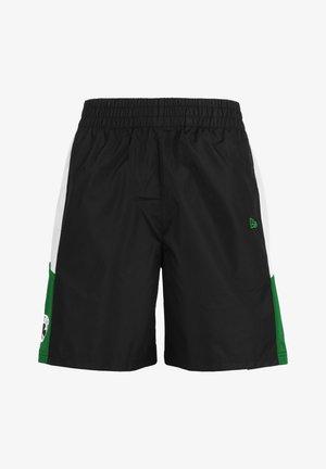 BOSTON - Short de sport - black