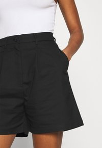 Monki - NIMMI SUITING  - Shorts - black dark unique - 4