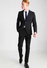 Selected Homme - SHDNEWONE MYLOLOGAN SLIM FIT - Suit - black - 1