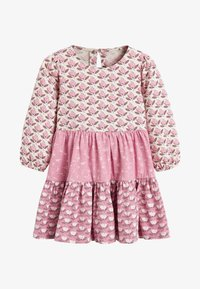 Next - TIER  - Day dress - pink - 0