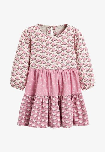 TIER  - Day dress - pink