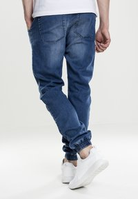 Urban Classics - Relaxed fit jeans - blue washed - 1