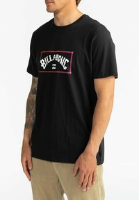 Billabong - ARCH  - Print T-shirt - black - 3
