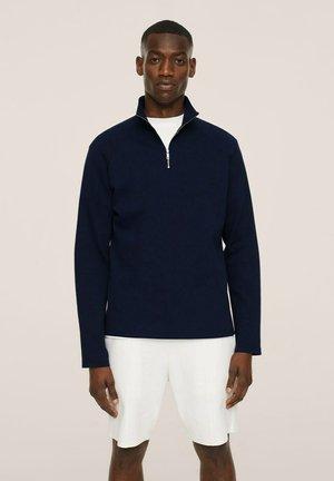 DALT-I - Sweatshirt - dunkles marineblau
