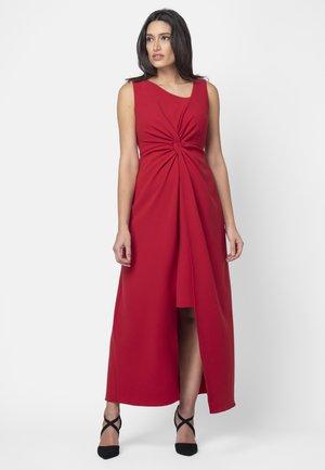 Maxi dress - scarlet