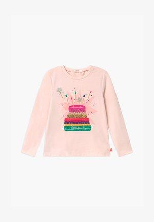 Langarmshirt - pinkpale