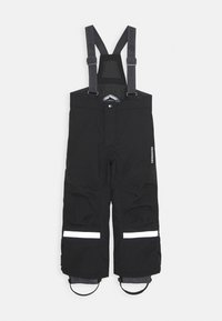 Didriksons - IDRE KIDS PANTS - Broek - black - 0