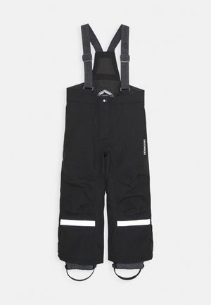 IDRE KIDS PANTS - Stoffhose - black