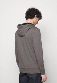 Michael Kors - LONG SLEEVE HOODIE - Sweatshirt - black - 2