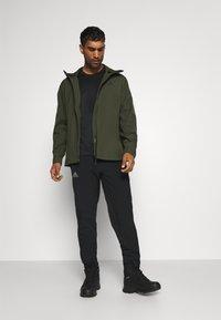 adidas Performance - 3-STRIPES RAIN.RDY - Waterproof jacket - legear - 1
