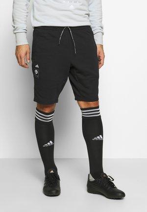 DFB DEUTSCHLAND SW SHORTS - Sports shorts - black