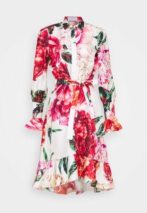 Košilové šaty - multicoloured