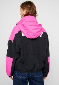 Obey Clothing - BRUGES JACKET - Training jacket - black - 3
