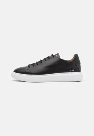COSMOS DERBY SHOE - Sneakers laag - black